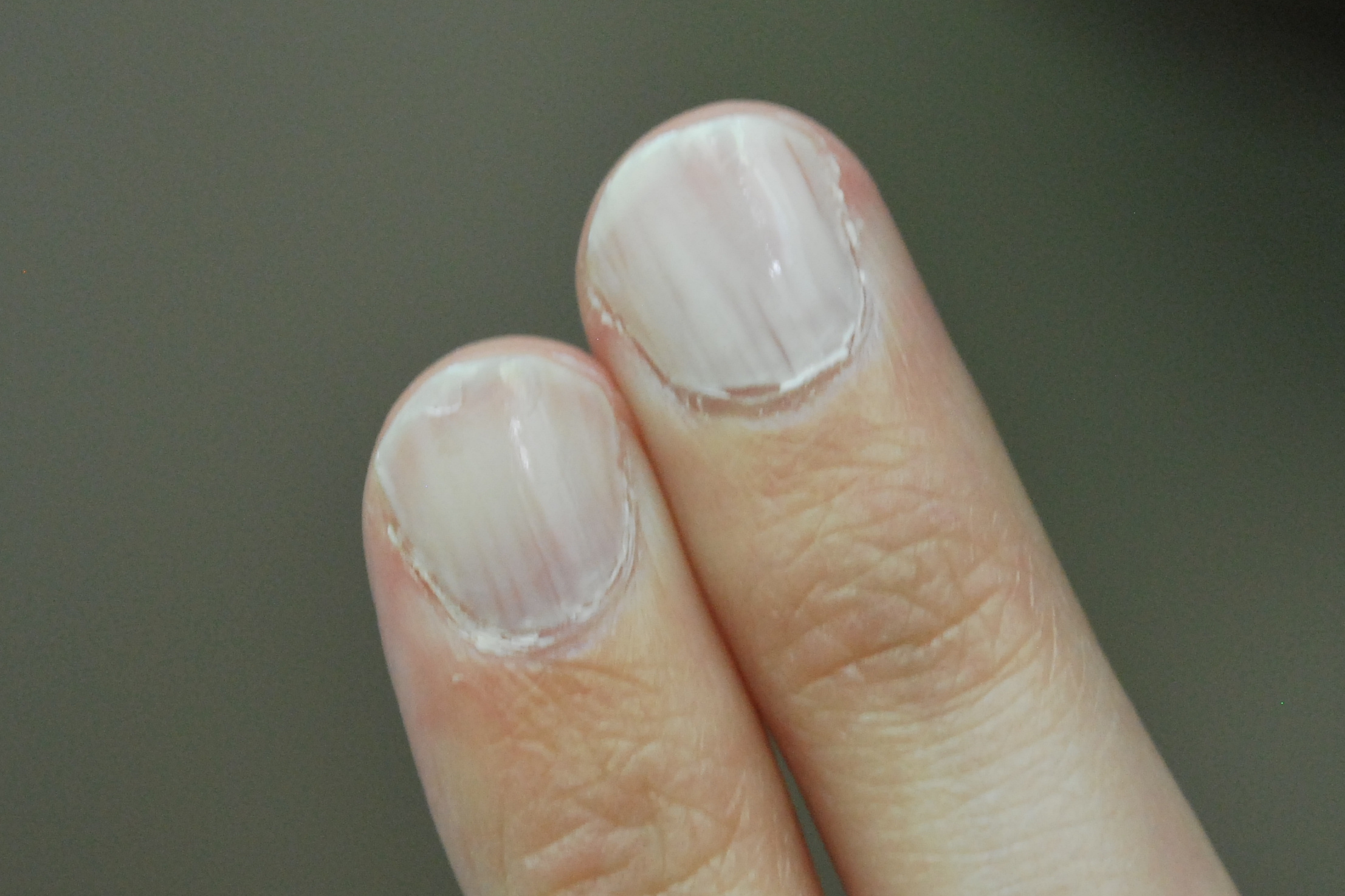 Dupe Nails Inc By Victoria Beckham Bamboo White The Life